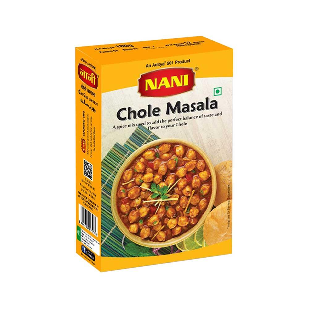 Chole Masala