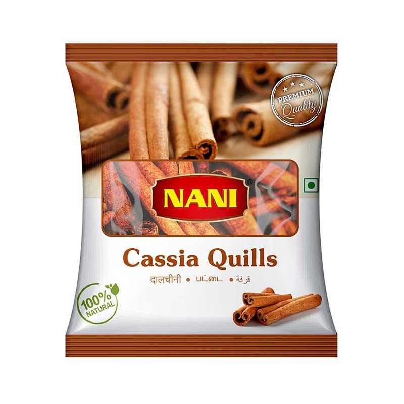 Cassia Quills